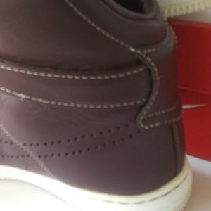 Nike Shoes - Nike Air..Leather..Brown Shoes